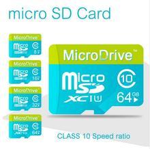 HOT Micro sd SD Card 512gb Memory 64GB card 128GB MicroSD Max 256gb Uitra C10 TF cartao de memoria And gifts