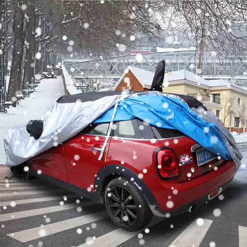Cubierta de coche con revestimiento de coche de tamaño especial para BMW MINI cooper countryman clubman F54 F55 F56 F60 R60