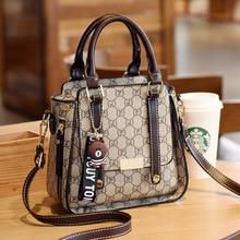 купить Fashion Women Bag Leather Handbags PU Shoulder Bag Small Flap Crossbody Bags Female Ladies Messenger Bags Money Purse по цене 1430.01 рублей