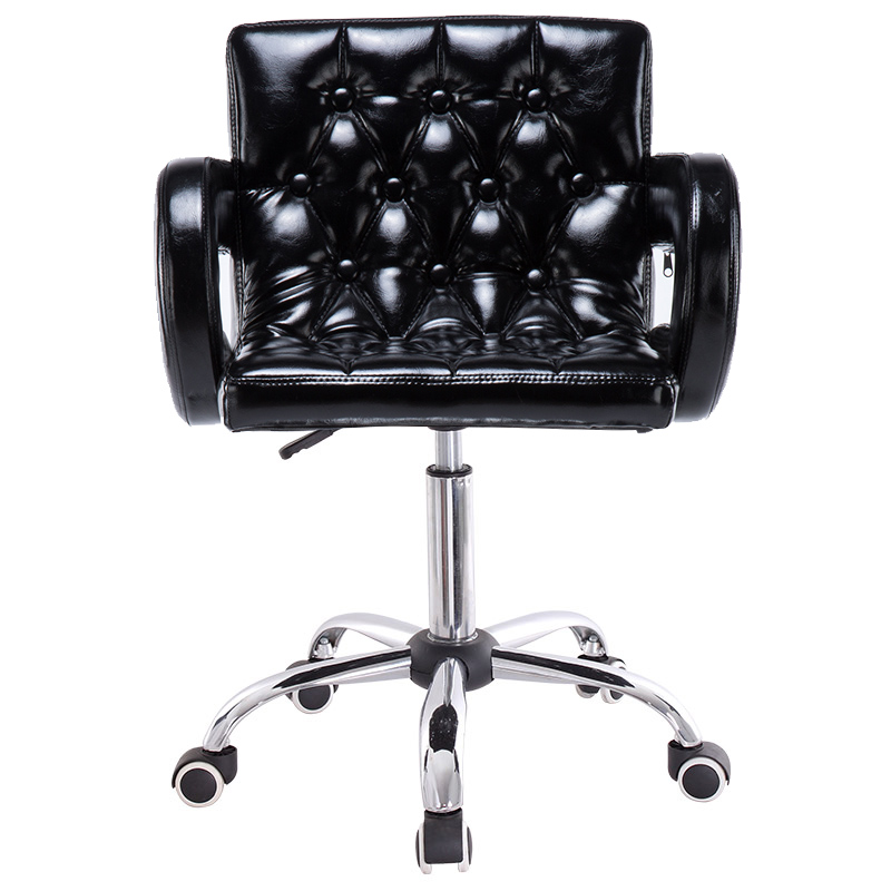 Simple Lifting Metal Chair High Bar Stool Backrest Front Desk Cashier Fashion Appearance Comfortable Sgabello Barstool