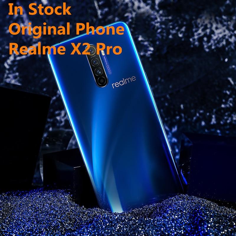 "New Original Realme X2 Pro Mobile Phone Snapdragon 855 50W Super VOOC Plus Androiid 9.0 6.5"" 90HZ 12GB RAM 128GB ROM|Cellphones| - AliExpress"