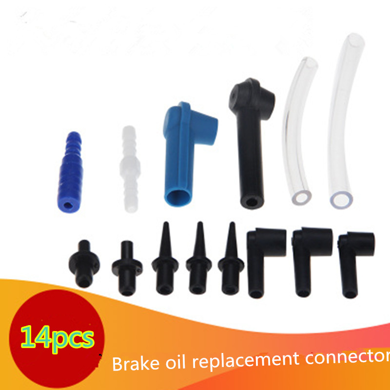 New In Stock!Brake Oil Changer Connector Brake Oil Brake Fluid Replacement Tool Emptying Tool Pumping Unit Oil Pumping Pipe Hose