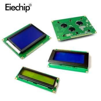 LCD Module 16x2 IIC/I2C PCF8574 LCD Display Screen,1602 2004 12864 Character LCD blue/green screen blacklight 5V for Arduino blacklight blue