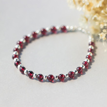 Genuine 925 Sterling Silver Women Bracelets Luxury Strand Na