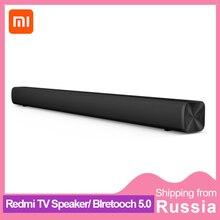 Новая беспроводная звуковая панель Redmi для телевизора, динамик, беспроводная Bluetooth 5,0, аудио, Bluetooth, воспроизведение музыки для ПК, театра, ТВ ...