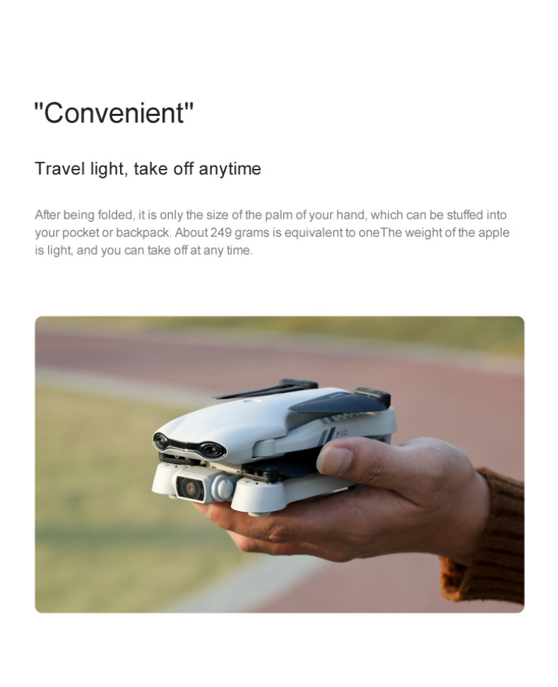 Hd418f655d66347389b2b884a619d86bfc - Flying Toy 6K F10 Dual Camera With GPS 5G WIFI Wide Angle FPV Real-time Transmission Rc Distance 2km Professional Drone