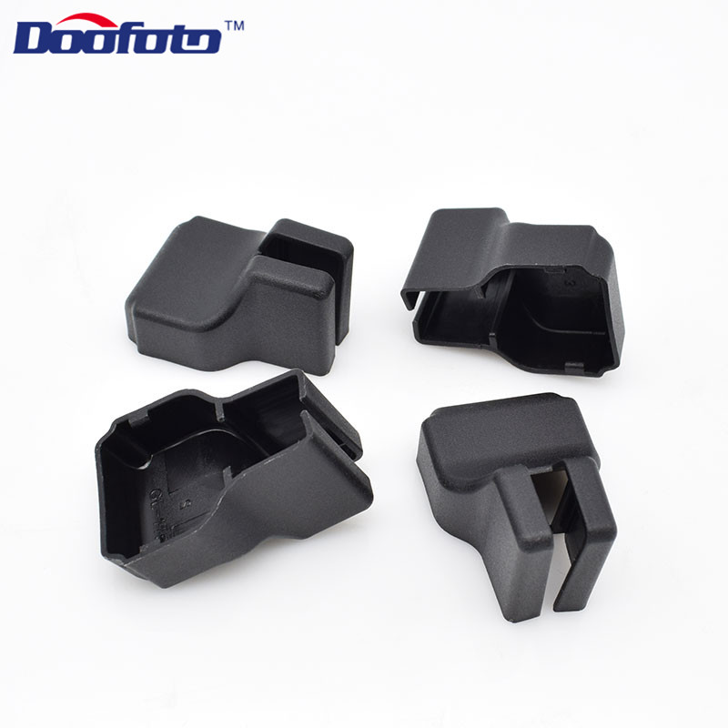 Doofoto 4x Car Door Limiting Stopper Cover For Mazda 3 bk 2 6 CX5 CX3 CX7 Car Accessories Protective Styling Door Lock Case