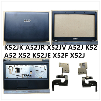 New laptop For ASUS K52JK A52JR X52JV A52J K52 A52 X52 K52JE X52F X52J LCD Back Cover Top Case/Front Bezel/Palmrest/hinges