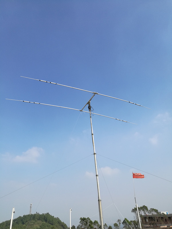 2 Unit 3 Band Short Wave Yagi Antenna JPC-3