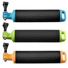 Рукоятка с плавающей ручкой для воды, рукоятка-поплавок, монопод для GoPro/Xiaoyi, регулируемый ремень, селфи-палка, Экшн-камера