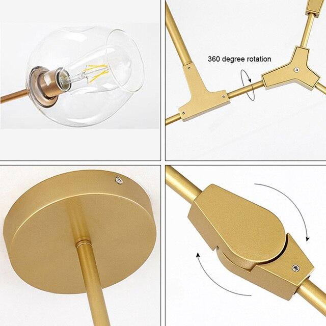 Creatieve Lamp Woonkamer  5