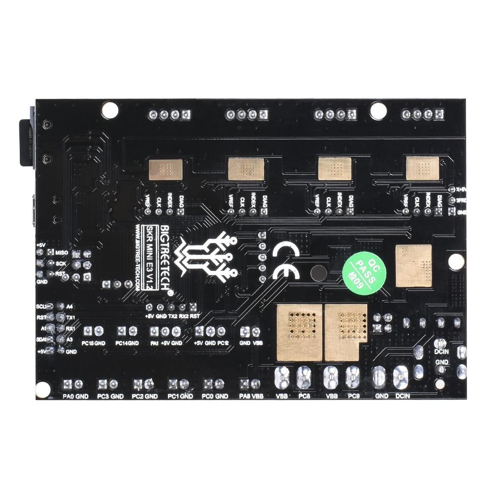 bigtreetech skr mini e3 v12 32bit placa 04