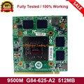 Видеокарта VGA 9500M G84-625-A2 512MB для acer Aspire 4520 5520 5720 5920G 7720 6930 8920 5720G отлично работает