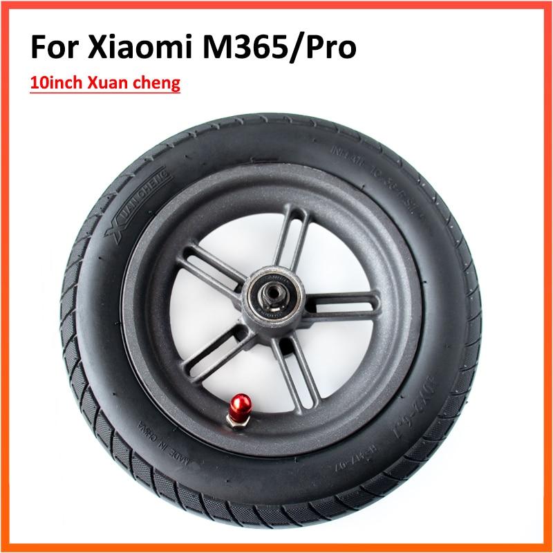 Pneu Xuancheng — Pneu modifié 10 po. pour scooter/trottinette Xiaomi M36,