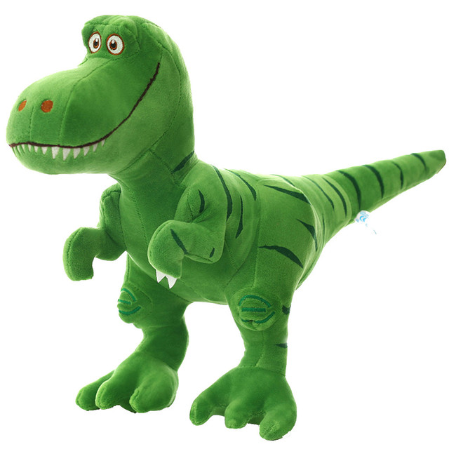 Kids Toys cute Infant Baby Bed Time Stuffed Animal Toys Cute Soft Plush T-Rex Tyrannosaurus Dinosaur Figure Toys For Children