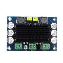 Professional Small Size DC 12V 24V 100W TPA3116 D2 DA Mono Single Channel Digital Power Audio Amplifier Board tpa3116 audio amplifier board pbtl single dual channel power amplifier dc 12v 24v amp