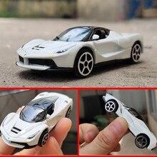 Литья под давлением 1/64 масштабная модель автомобиля моделирования сплава статический подарок украшения супер спортивных автомобилей игру...