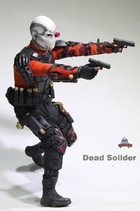 Image 3 - Art figures Dead Soldier Deadshot 1/6 Acton Figure AF 021