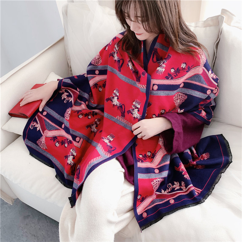 Luxury Warm Blanket Wraps