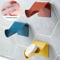 Novo sabão rack de armazenamento 2020 drenagem caixa de sabão organizar prateleira do banheiro fresco dreno sabão prateleira de armazenamento acessórios do banheiro