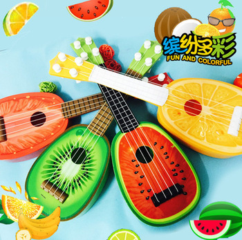 Ukulele children's guitar toy can play girl boy 3-7 years old student boy baby beginner