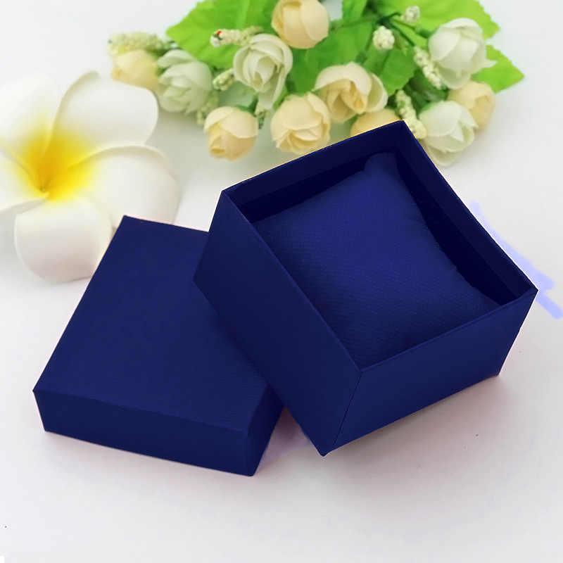 مشاهدة صندوق حامل مجوهرات جديدة عرض صندوق تخزين منظم هدية الحاضر صندوق للقضية سوار الإسورة صندوق مجوهرات دروبشيبينغ