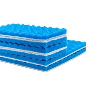30cm/40cm/50cm Aquarium Complex Sponge Biochemical Cotton Fish Tank Pond Foam Sponge Reusable Filter Accessories