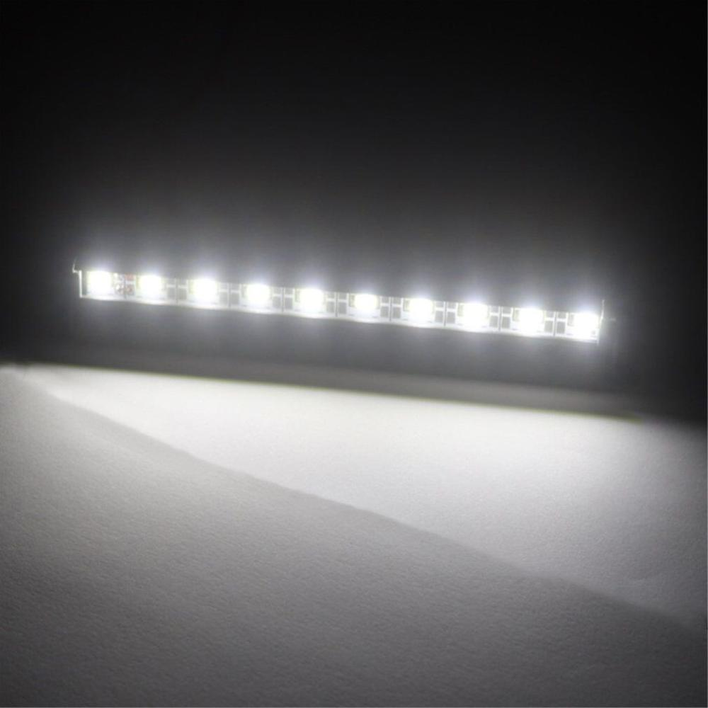 Large RC Car Roof Lights for RGT 1//10 RC 136100 Crawler Car Upgraded Accessories Black Keen so 5V 22MM RC Car Roof Lamp