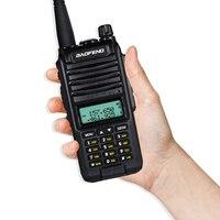 """מכשיר הקשר 2020 Baofeng A58S Tri-Band 8W מכשיר הקשר 3800mAh נייד CB Ham Radio 10 ק""""מ FM משדר לשדרג UV-82hp שני הדרך רדיו UV82 (2)"""