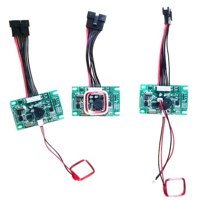 T307-V9 Lock Chip Circuit Board Intelligent Electronic Door Lock LOCKHUB Mainboard 57 Card