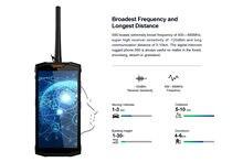 DOOGEE-teléfono inteligente S80 IP68/IP69K, 10080mAh, 4G, 6GB + 64GB, cámara de 16MP, pantalla FHD de 5,99 pulgadas, ID táctil, NFC