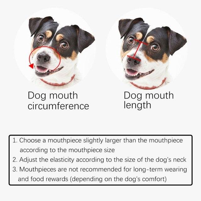 Pet Dog Dust And Antibacterial Mask Anti-Haze For Dogs Outdoor Travel Supplies Anti Virus Flu Masks Pet Dog Cat  Protection 4
