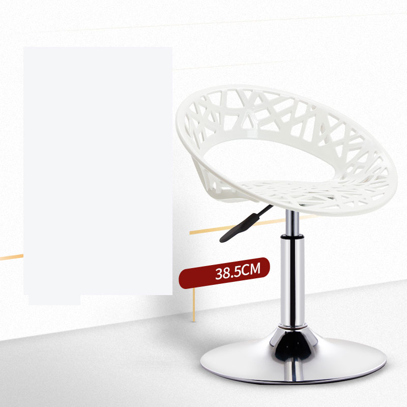 Bar Chair High Stool Can Lift Rotatable Safety Gas Rod Easy To Install Resin Raw Material Wear Resistant Multiple Choices