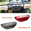 ATV задний светильник хвост светильник для Honda TRX 250 300 400 500 700 ранчо Foreman Rubicon Recon 250EX 2006-2014 2010 2011 2012