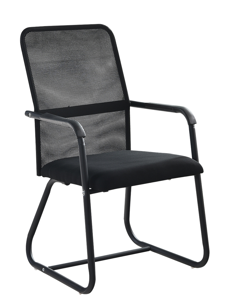 Office Chair Computer Chair Simple Conference Chair Visitor Chair With Armrest Chair Bow Chair Staff Chair Assembly Special Offe