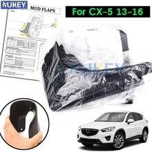 Guardabarros de coche guardabarros Protector de guardabarros para Mazda CX 5 CX5 2012 2013 2014 2015 2016