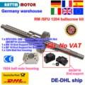 Без НДС ЕС SFU / RM 1204 Ballscrew - L300/350/400/500/600/650 мм + 1204 Ballnut + BK/BF10 Торцевая Поддержка + Корпус шаровой гайки для ЧПУ