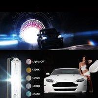 2 pces universal carro auto substituição h1 h4 h11 35 w 12 v cabeça luz lâmpada de poupança energia para luzes ao ar livre faróis