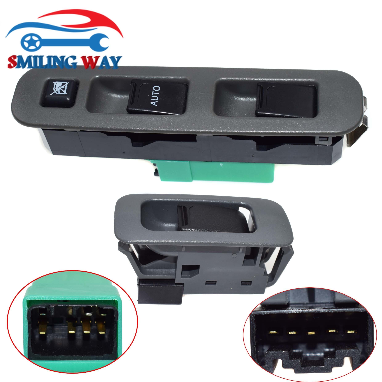 Переключатель Стеклоподъемника электропитания для Suzuki Carry 1999-2019 & Ignis 2000-2003 & Jimny 1998-2019 OE #37990-81A20 37995-75F00