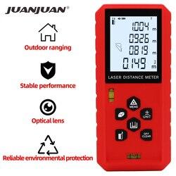 Laser Distance Meter 30M 40M 60M Laser Rangefinder Tape Measuring Device Digital Range Finder Measure 40% off