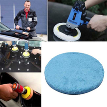 Wax Microfibre Polish Car Car-Cleaning Applicator-Pads Foam-Sponge Car-Body