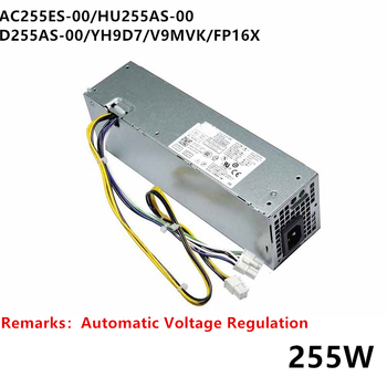 New PSU For Dell 3020 7020 9020 Power Supply L255AS-00 AC255ES-00/01 HU255AS-00 D255AS/D255ES/L255ES/AC255AS-00 DPS-255LB A фото