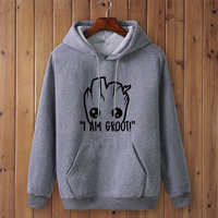 I AM GROOT Hoodie Unisex (16 Different Colors) 5