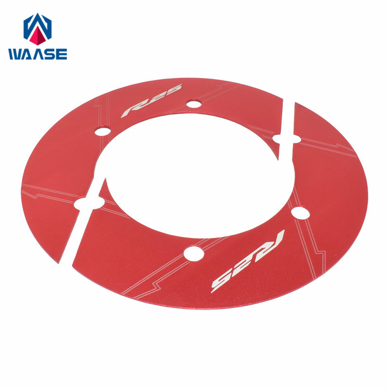 waase Motorcycle Rear Wheel Gear Cover Drive Decorative Cover For <font><b>Yamaha</b></font> YZF <font><b>R25</b></font> 2015 2016 2017 2018 <font><b>2019</b></font> image
