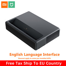Xiaomi Mijia Laser Projector 4K 2GB 16GB Support English Interface MIUI TV HDR TV Bluetooth WiFi 3D Home Theater System(China)