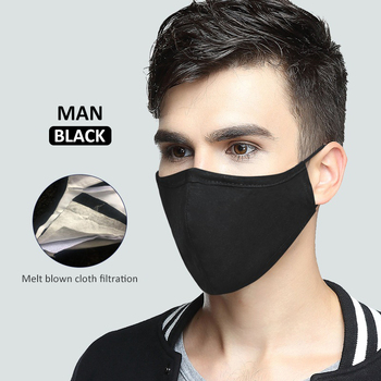 1PCS PM2.5 Face Mask Reusable Mask you from fog haze vehicle exhaust,passive smoking Anti-dust mouth Mask