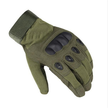 2020 New Tactical Full Finger Gloves Men Women Riding Cycling Army Military Men's Gloves Armor Protection Shell Tactical Gloves