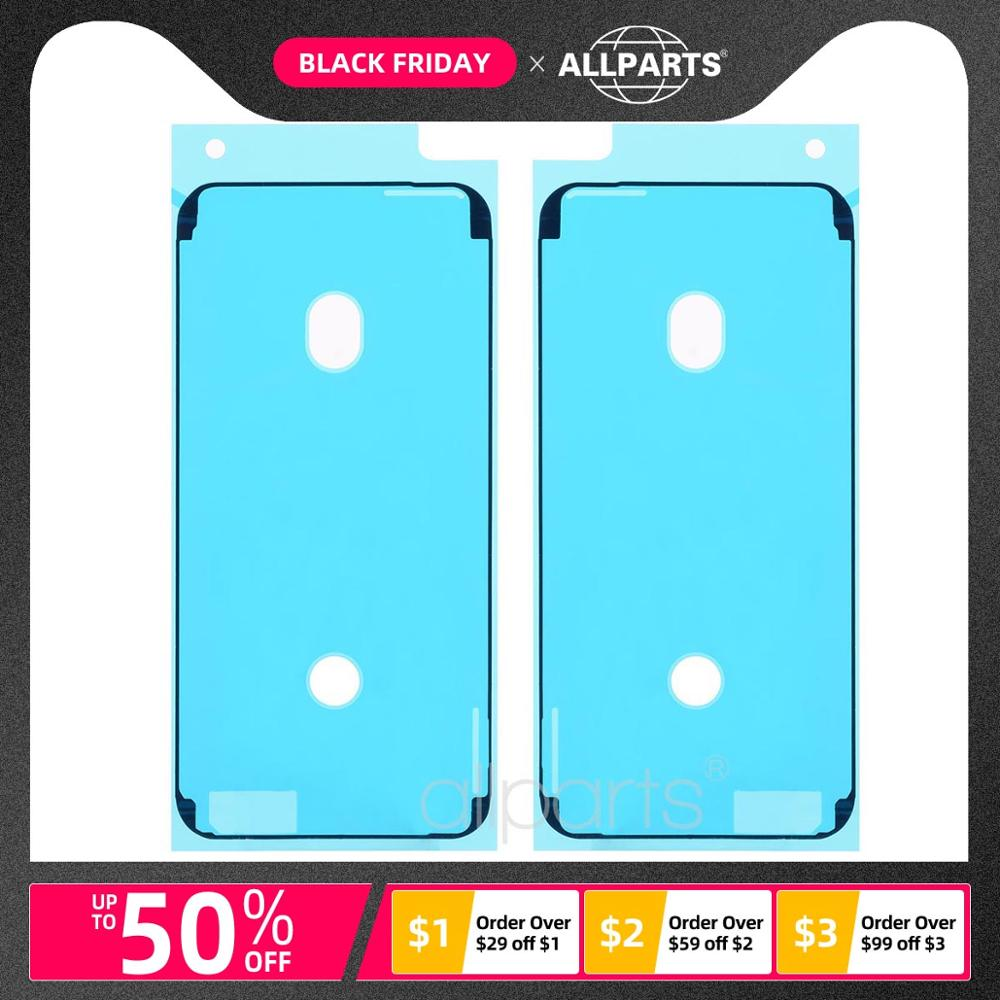 Original Waterproof Frame Sticker For iPhone X XS Max Sticker Adhesive Tape For iPhone 6S 7 8 Plus LCD Display Screen Stickers