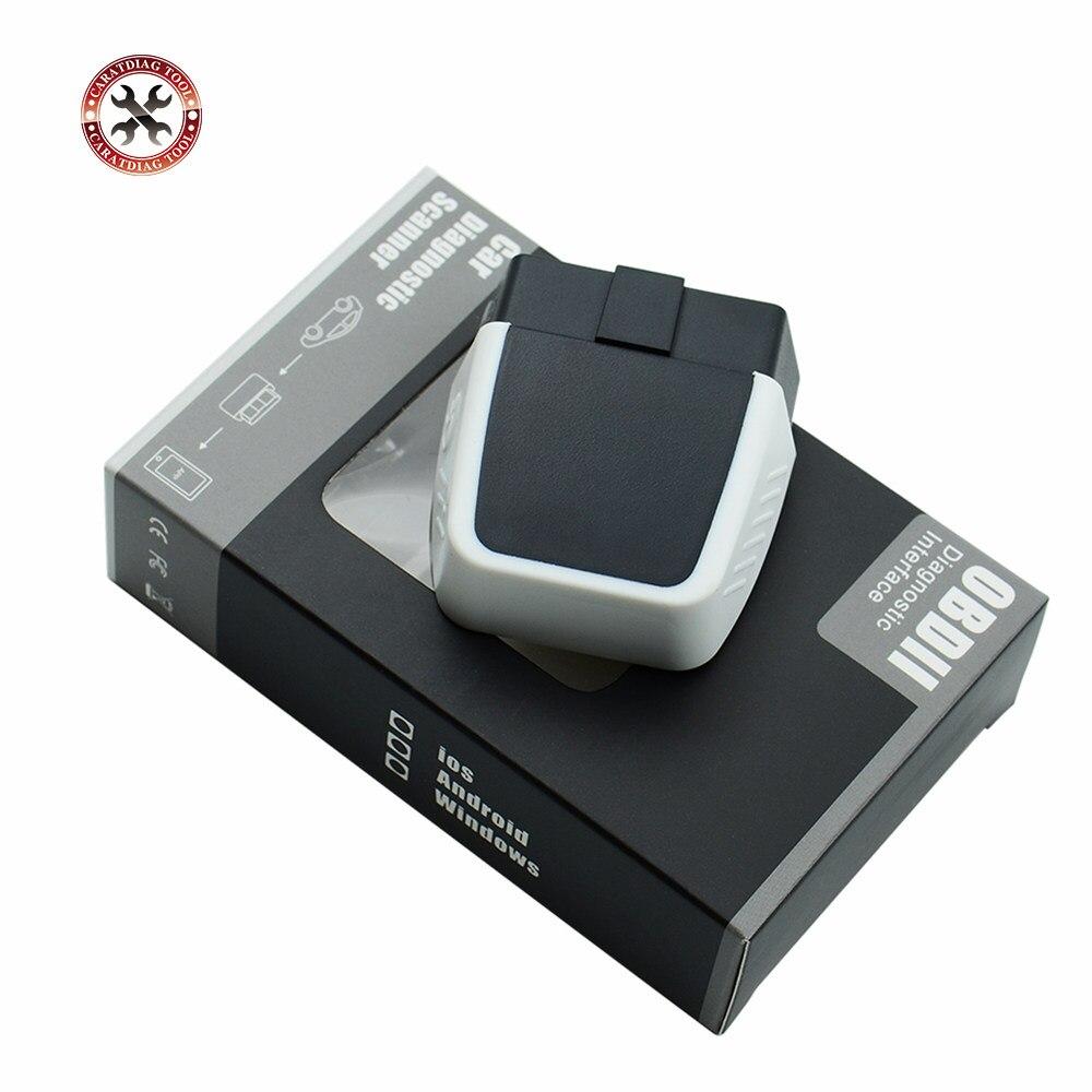 ELM327 V2.2 Better Than ELM 327 V1.5 PIC18F25K80 OBD2 Scanner Automotivo Bluetooth 4.0 Car Diagnostic Auto Tool For IOS/Android
