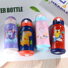 2019 new children's cup mug 304 stainless steel sippy cup High temperature resistance кружка sippy